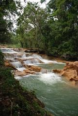 Aqua Azul (mhut77) Tags: nature mexico waterfall chiapas aquaazul