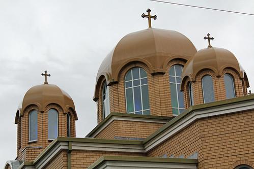Serbian Domes