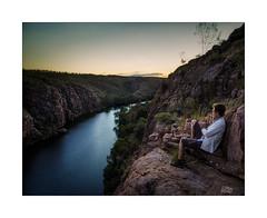 Let me Look (Mike Hankey.) Tags: nationalpark katherine nitmiluk sunrise landscape gorge published