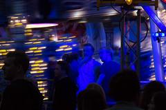 blue funfair (roos4sanne) Tags: blue blauw funfair kermis carnival movement beweging streetphotography straatfotografie roos4sanne colorfull kleurrijk