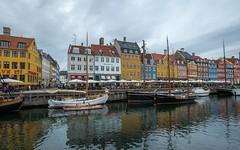 Copenhagen (11) (Vlado Ferenčić) Tags: nyhavn copenhagen denmark vladoferencic danska boats sailboat vladimirferencic nikond600 nikkor173528 architecture cityscape citiestowns cities cloudy clouds