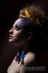 _M3_9670## (FrankCroft) Tags: albacete fashion portrait retrato mariposas butterflies redhead pelirroja frankcroft webmoda