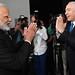 PM Netanyahu and PM Modi visit the Israel Museum in Jerusalem