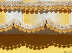 Yellow shadow EXPLORED! (Shahrazad26) Tags: yellow geel gelb jaune burano schaduw schatten shadow ombre venetië venice venezia venedig italië italy italien italia ombra giallo