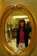 Foxwoods 4 (xgirltv1000) Tags: tgirl trans transgender transwoman transisbeautiful crossdress mtf dragqueen makeover transformation foxwoods ladiesroom michellemonroe