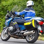 Gendarmerie-Mottorrad thumbnail
