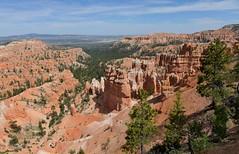 Bryce Canyon National Park (Darren W Brown) Tags: nikon nikond800 nikon2470 nikon247028 utah brycecanyon nationalpark brycecanyonnationalpark bluesky roadtrip travel hiking nikonfullframe fullframe landscape usa