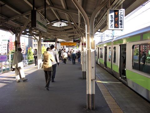 山手線恵比寿駅にJR在来線初のホームドアが