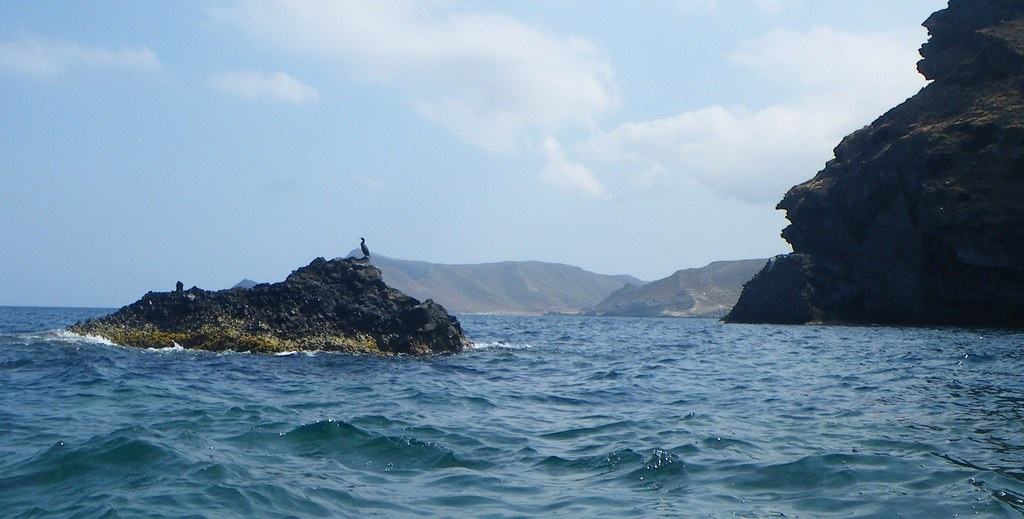 Cabo de Gata en kayak 240