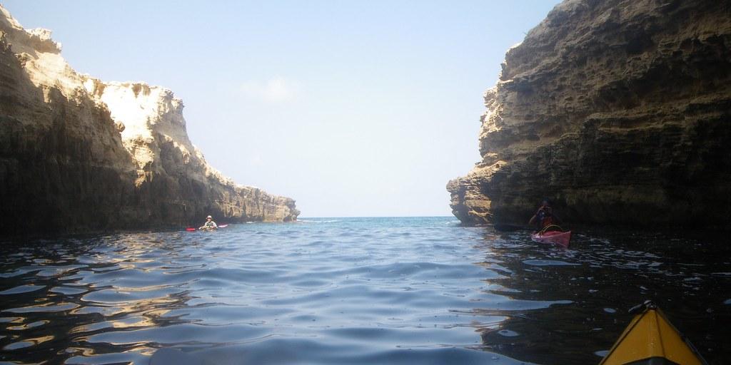 Cabo de Gata en kayak 258