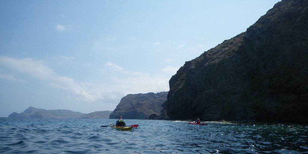 Cabo de Gata en kayak 196