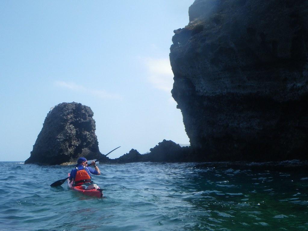 Cabo de Gata en kayak 246