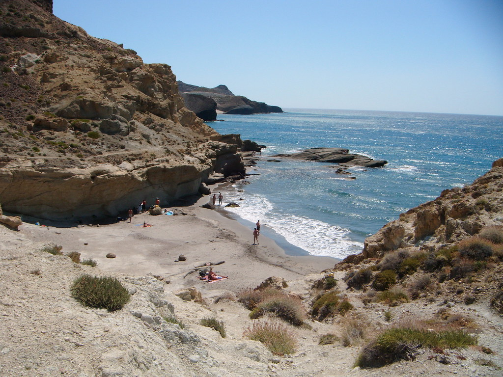 Cabo de Gata en kayak 786