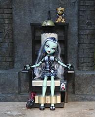 frankie082 (Lisa/Alex's doll) Tags: monster high dolls frankie frankenstein stein mattel watzit
