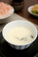 茶碗蒸し, 日本料理 蘭, 新潟