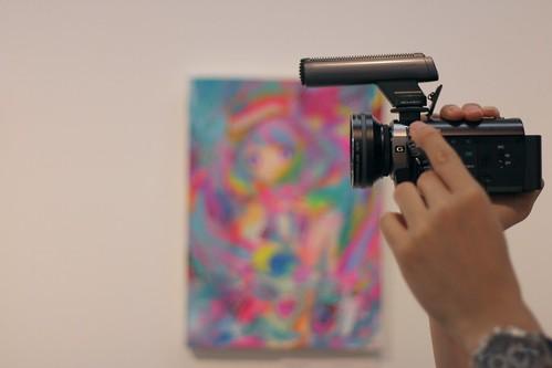 sony handycam and Chikuwaemil