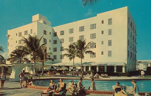 Coronado Hotel - Miami Beach, Florida