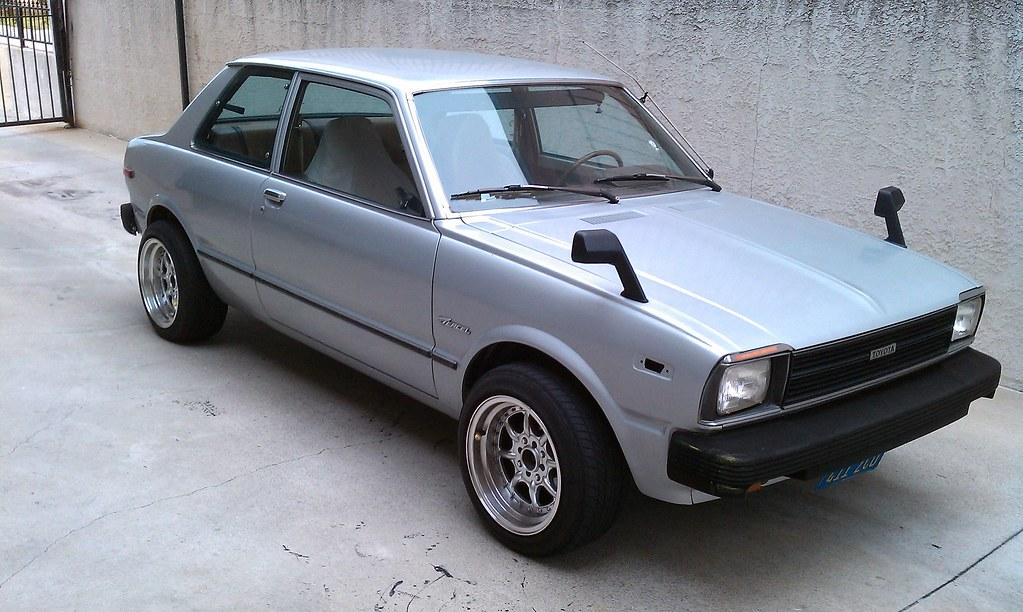 Fs For Sale Feeler 1980 Toyota Tercel Al10 Nasioc