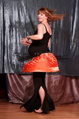 Raqs Awn Dance Performance - Backpacks and Bellydancers June 2010 (-Greyson-) Tags: june dance nebraska omaha bellydance bellydancing bellydancers raqs 2010 awn troupe canon7d raqsawn backpacksandbellydancers