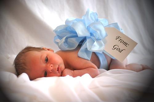 Baby boy par Nils Fretwurst sous licence GFLD