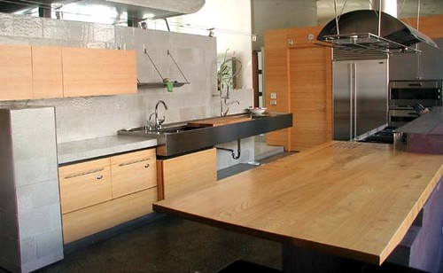 SF Loft Kitchen