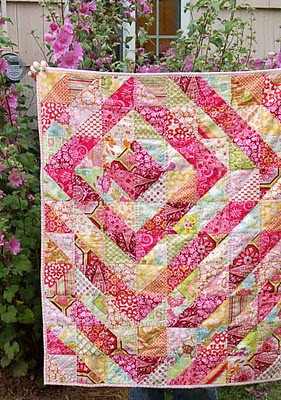 the summer bling quilt