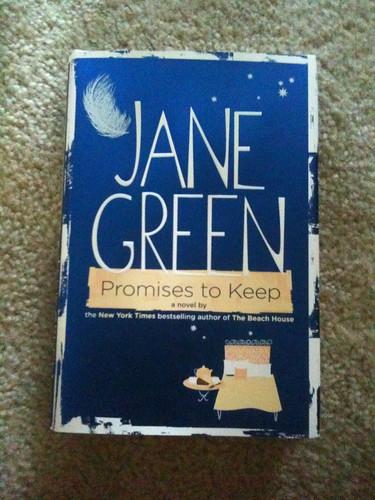 Jane Green book fan photo
