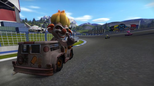 ModNation Racers for PS3 -- Sweet Tooth