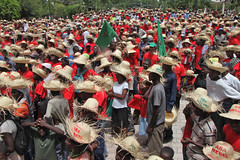 Anti-Monsanto Rally in Hinch (teqmin) Tags: usaid haiti corn farmers seeds environment mpp monsanto centralplateau hinch haitianpeasants gmofreeworld usforeignaid tminskyixnetcomcom antimonstanto foodsoverignty