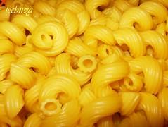 Gratinado pasta y brecol-pasta cocida