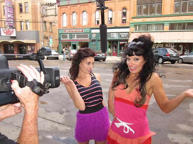 Amber & Crystal's South Dakota Adventure, Alex Johnson Hotel, AJ's Wicked Salon & Spa