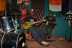 Theo. Rehearsals at Studio 247, Abidjan-Yopougon, 26.06.2010 (0913)