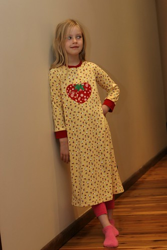 strawberry nightdress
