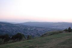 Sun rise over Bolehill (aidan_croft) Tags: street sun sunrise view sheffield hill rise bolehill bole