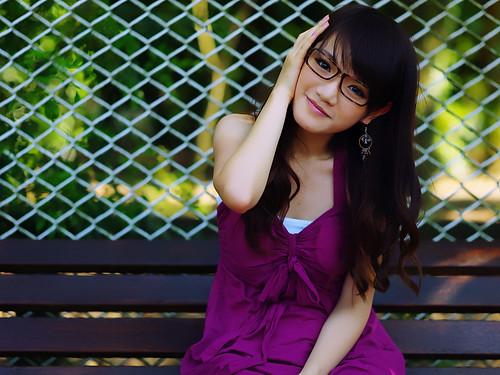 フリー写真素材, 人物, 女性, アジア女性, 台湾人, 眼鏡・メガネ,