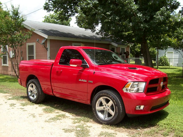 truck dodge hemi chrysler mopar ram 1500 rt v8 2010 highperformance 57liter