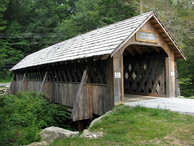 Will Henry Stevens Covered Bridge