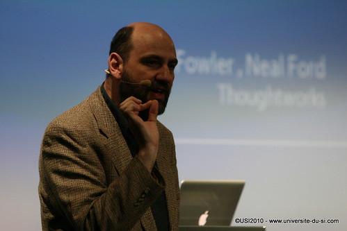 Martin Fowler USI 2010