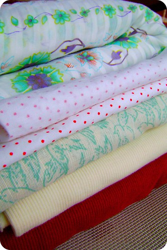 clothing fabric 005