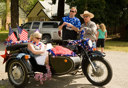 The Twisp Fourth of July Parade