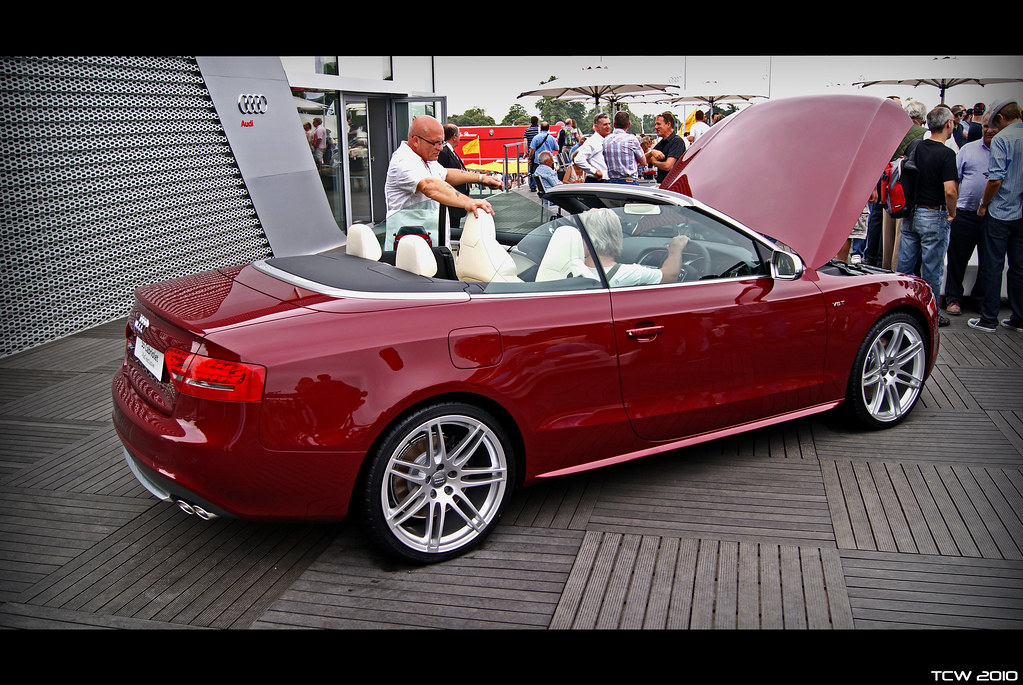 Audi Exclusive Red On Flickr Audiworld Forums