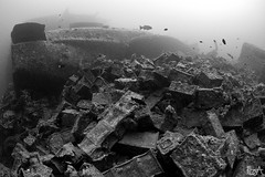 Trace of the history (Lea's UW Photography) Tags: underwater redsea wreck thistlegorm unterwasser tokina1017mm canon7d leamoser
