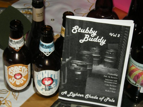 Stubby Buddy zine vol 2