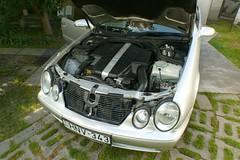 CLK 430 AMG TM portfólió csiknor 30 (HerrTschik) Tags: mercedes v8 amg clk m113 designo w208 clk430