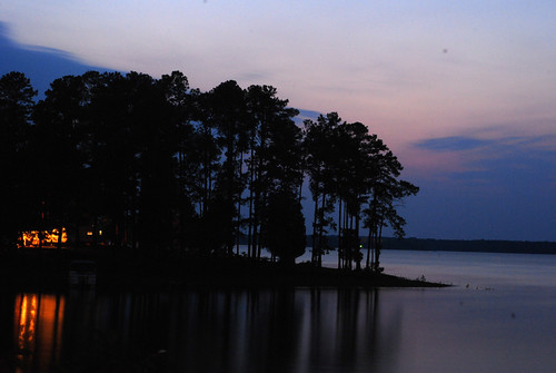 Strom Thurmond Lake, GA