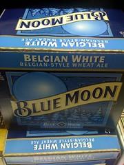 blue moon + an orange twist = summer
