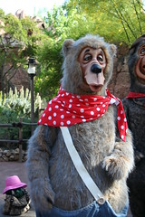 Coutry Bears (briberry) Tags: disneyland bears country disney shaker characters countrybears frontierland liverlips