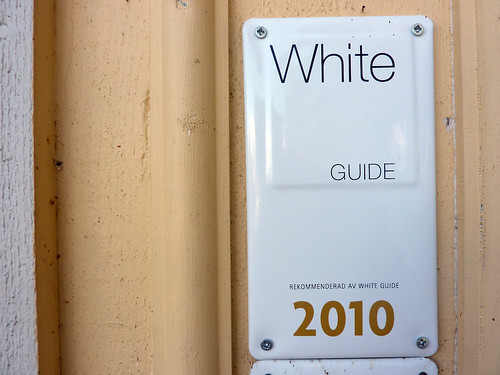 Pensionat White Guide