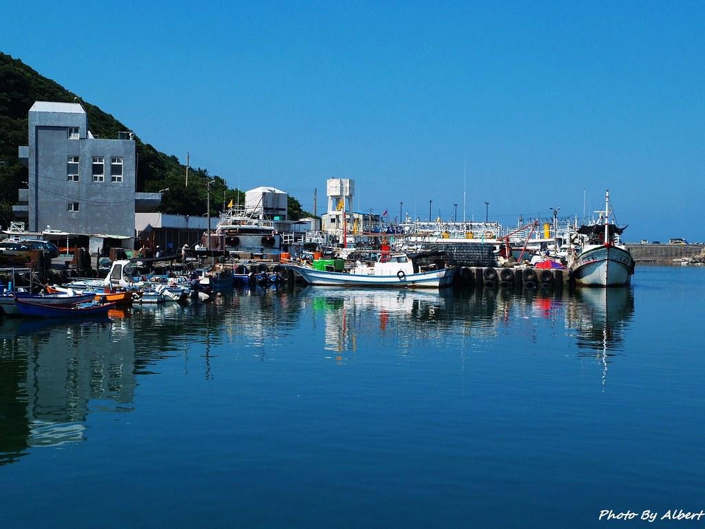 【北海岸】基隆.天空爆藍的北海岸初體驗
