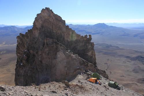 Sajama high camp - 5,700 m